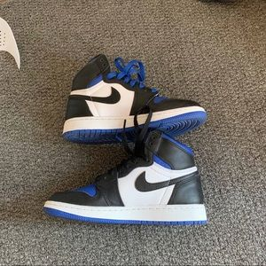Air Jordan 1 retro high og gs 'Royal toe'